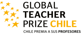 Logo Global Teacher Prize Chile